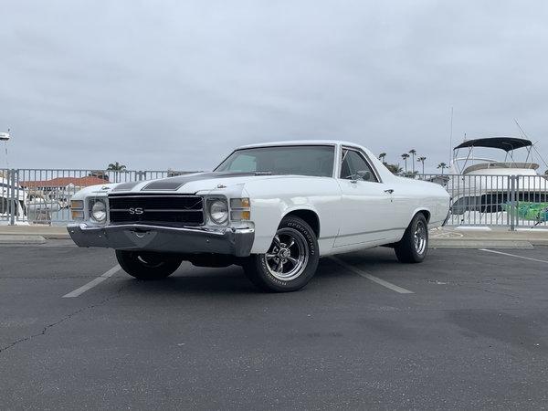 1971 Chevrolet El Camino  for Sale $9,750