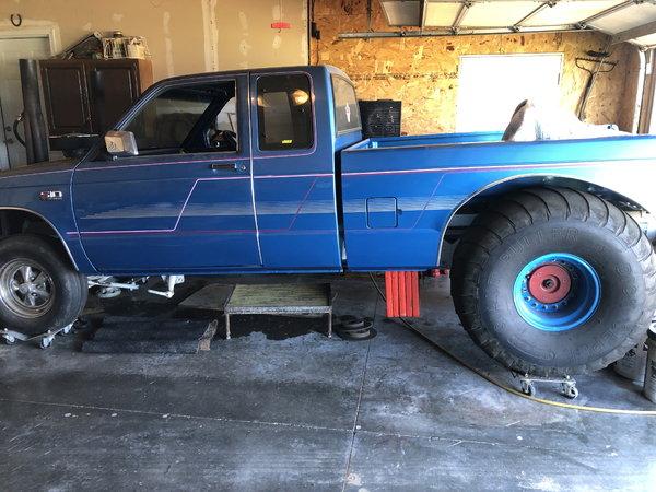 92 S-10 Tilt Body  for Sale $2,500