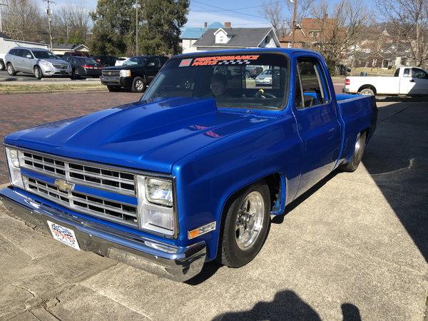 1981 Chevrolet C10  for Sale $24,000