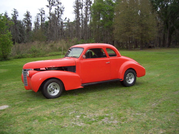1939 Olds Coupe