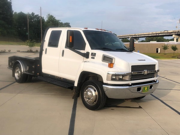 Kodiak Truck For Sale >> 2008 Chevrolet Kodiak 5500 For Sale In Shreveport La Price 39 500