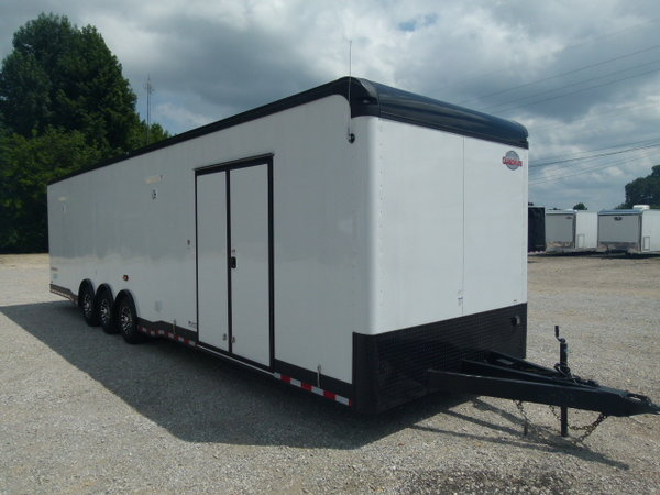 2019 34' CARGO MATE ELIMINATOR LOADED