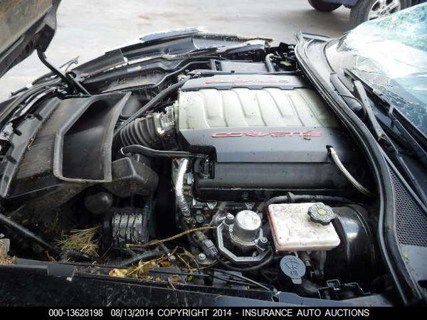2010 C6 LS3 Pullout Complete with all components 6.3L  for Sale $4,900