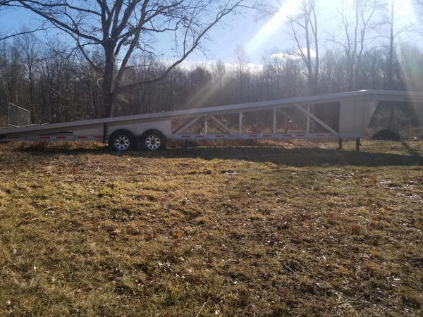 Featherlite 3 car wedge  for Sale $17,500