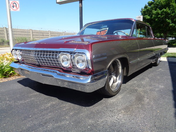 1963 Chevrolet Impala  for Sale $60,000