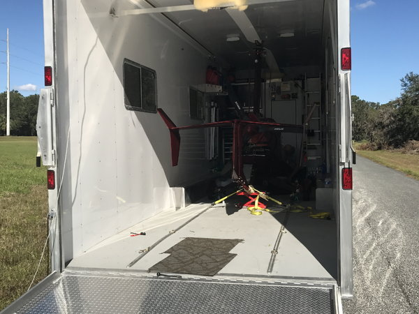 Schwalbe Peterbilt and Featherlight toy-hauler  for Sale $250,000