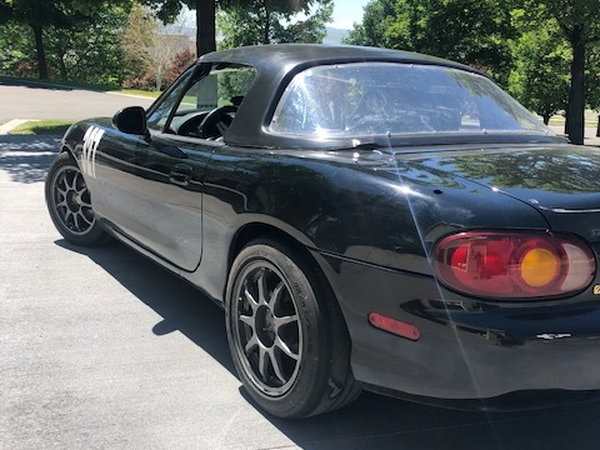 1999 Mazda Miata  for Sale $7,500