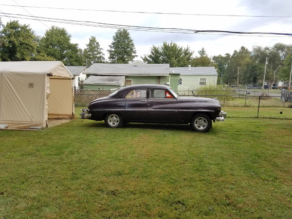 1949 Mercury Mercury  for Sale $15,000