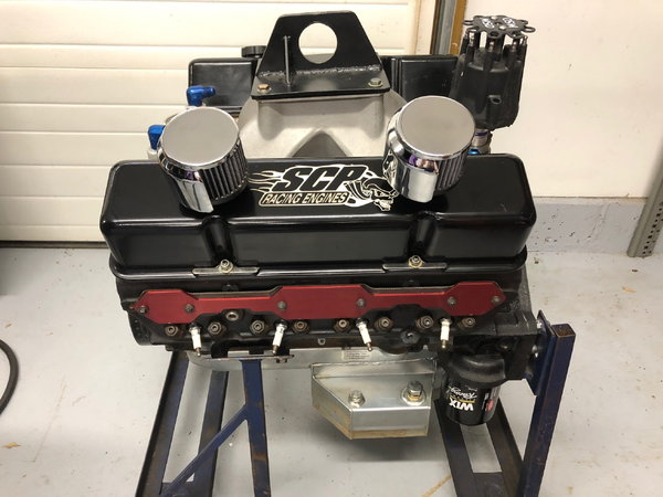 Complete 355 Light Weight Open Motor IMCA UMP ALMOST NEW  for Sale $7,800
