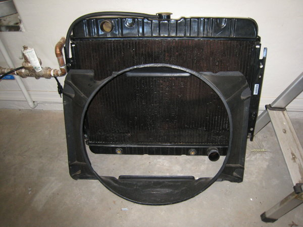 gm a body radiator  for Sale $120