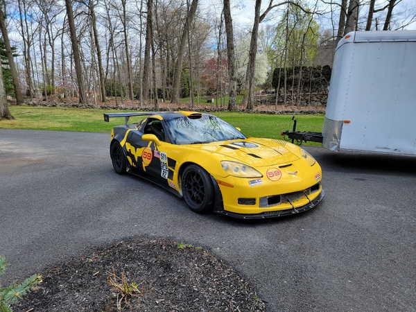 C6.R Replica - Z06 Track Car  for Sale $47,750