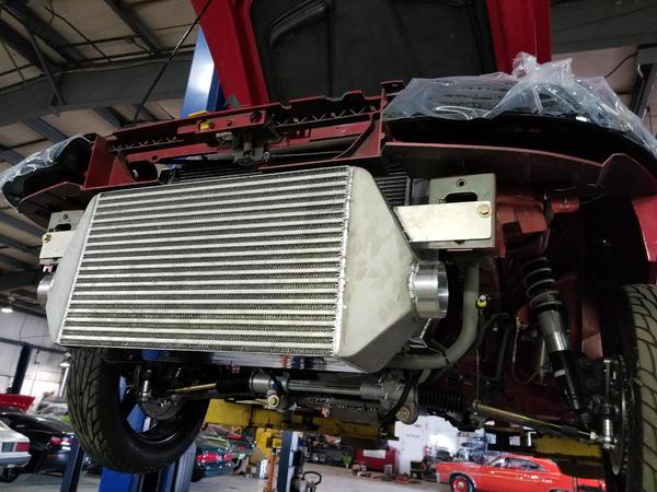 Twin Turbo Aftermarket LSX 427 Purpose Built Street Car