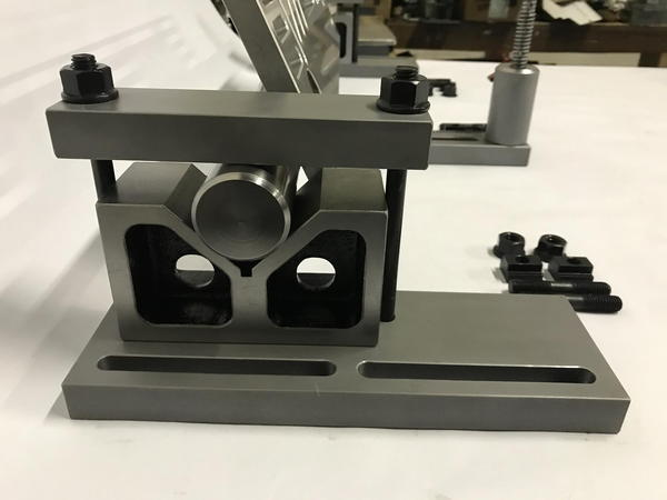 CBN Head fixture for surfacing heads on a Bridgeport   for Sale $1,475