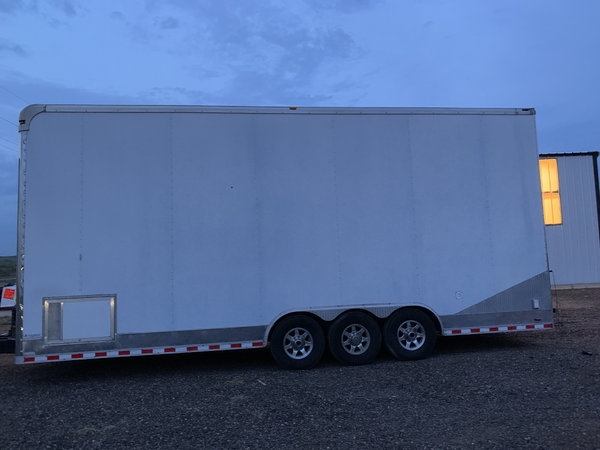 2008 Cargomate 28' stacker  for Sale $15,000