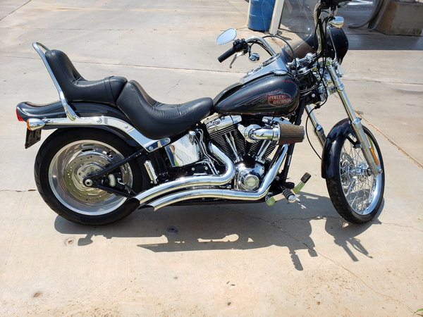 Harley Davidson FXSTC   for Sale $13,000