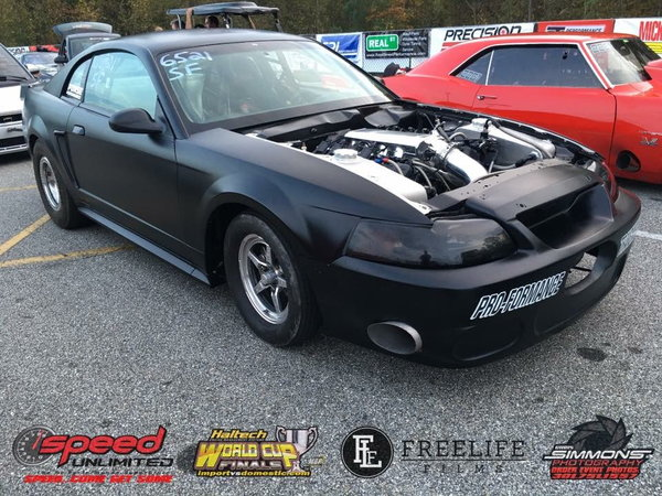 "$39k FIRM-""Wizard II"" 25.5 275 Drag Radial 2001"