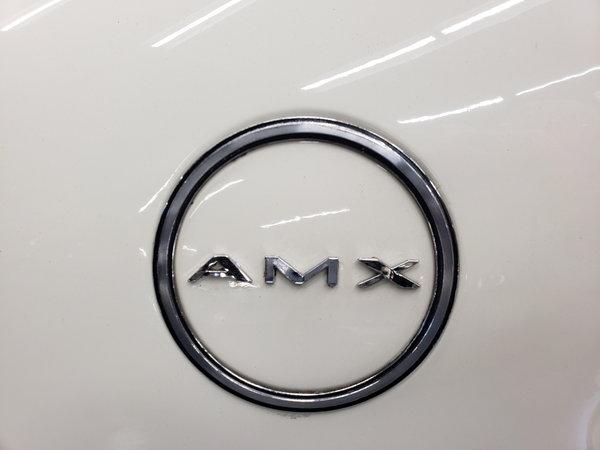 1969 American Motors AMX