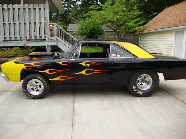 1969 Dodge Dart Roller  for Sale $9,500