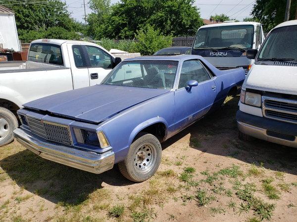 1984 Chevrolet El Camino  for Sale $900