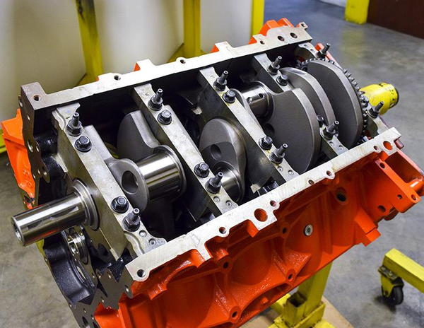 427 LS7 441 Chevy Short Block Stroker Engine All Forged Alum  for Sale $7,999