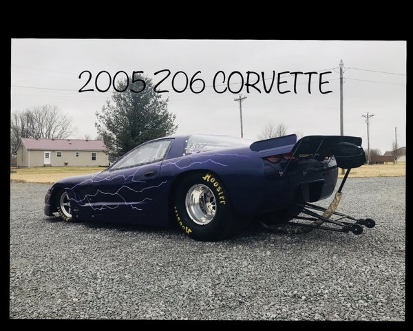 2005 z06 corvette rick sampson chrome moly for sale in hustonville ky racingjunk classifieds. Black Bedroom Furniture Sets. Home Design Ideas