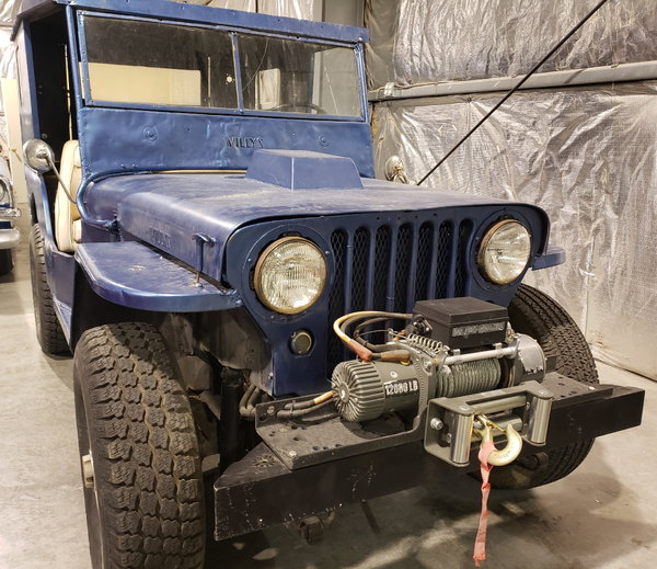 Willys Jeep For Sale >> 1948 Willys Jeep 4wd For Sale In North Las Vegas Nv Price 6 000