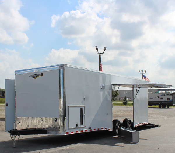 Wide Car? 26' 2022 Millennium Extreme LOADED  & READY