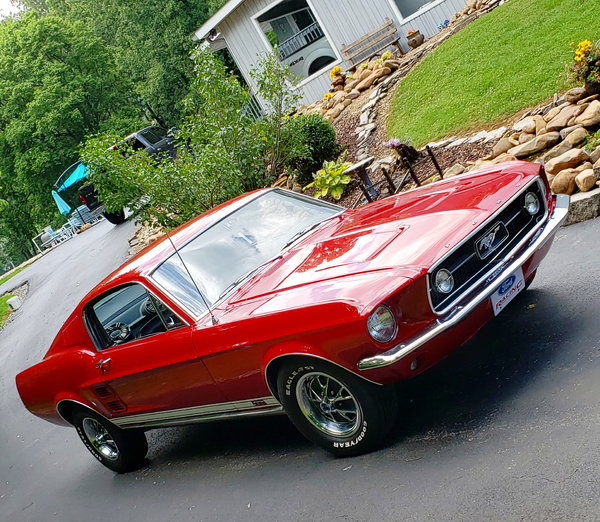 1967 Ford Mustang  for Sale $52,000