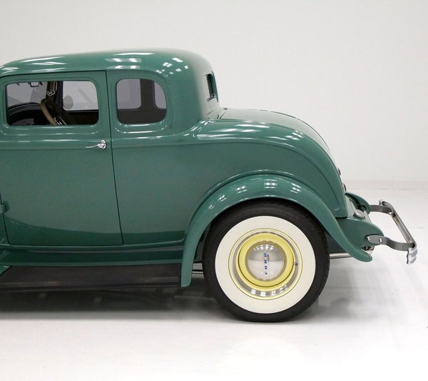 1932 Ford 5 Window Coupe  for Sale $69,900