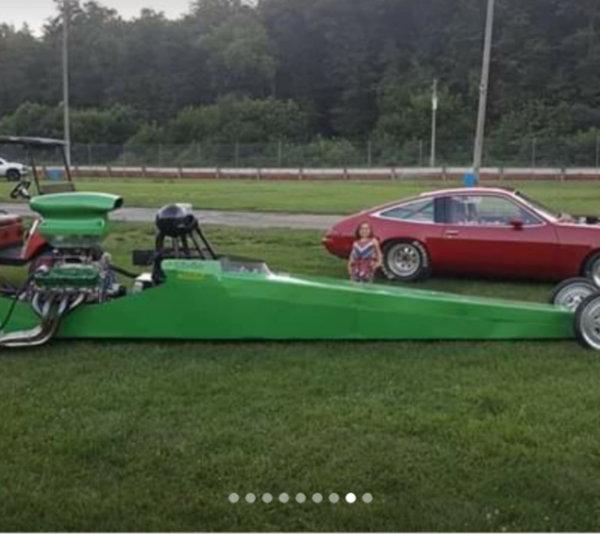 240' wb dragster roller.