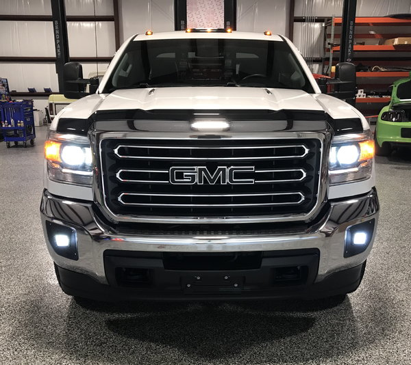 2015 GMC 3500HD Dually  for Sale $42,500