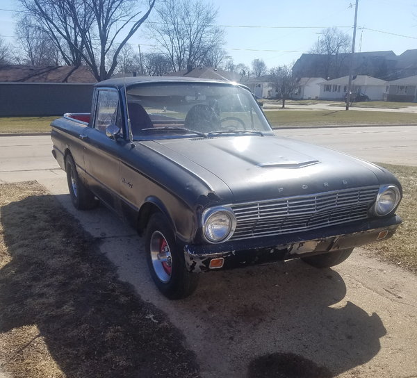 1963 Ford Ranchero  for Sale $2,000