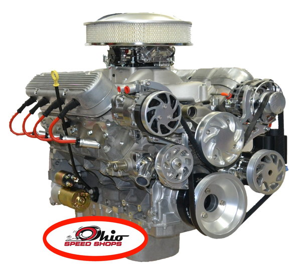Dyno Tested LS3 505HP Carb Engine Package OSSLS3505DCS for sale in NILES,  OH, Price: $12,750
