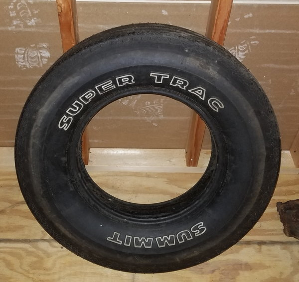 NOS Super Trac Summit bias tire  for Sale $50