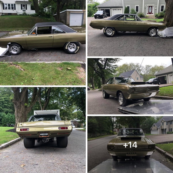 1970 Dodge Dart swinger  for Sale $16,500