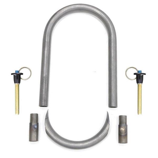 Adjustable Driveshaft Tunnel Loop Kit  for Sale $95