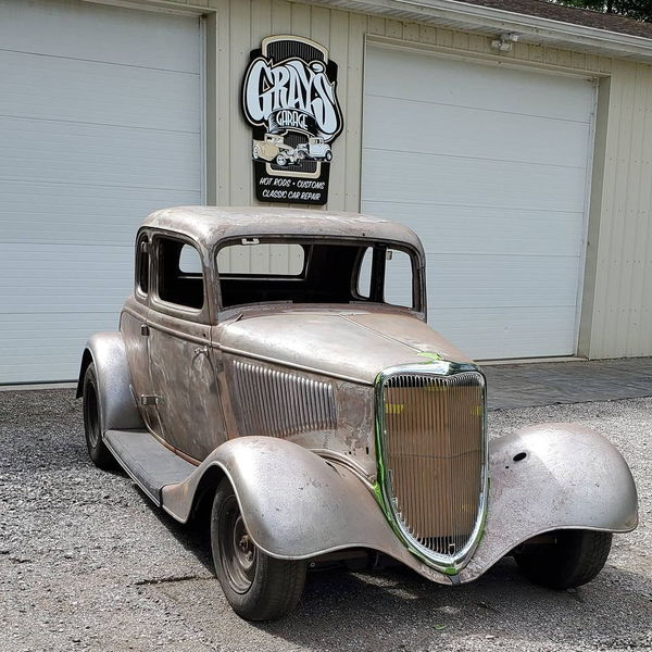 Gray's Garage Hot Rods and Customs