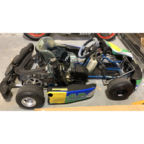 GP 100cc Rotax  for Sale $1,500