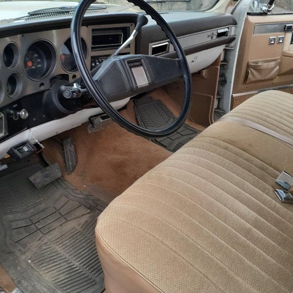 1985 Chevrolet C30 Crew Cab  for Sale $15,000