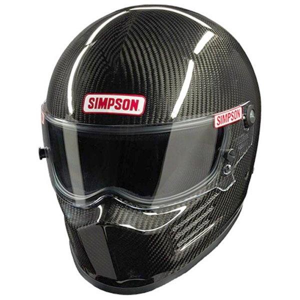 Simpson Carbon Bandit – SNELL 2020 (Black)  for Sale $849