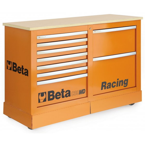 BETA TOOLS C39MD-O-SPECIAL MOBILE ROLLER CAB MD - 039390101  for Sale $1,969