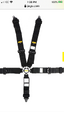 5 point cam lock  safety belts  for sale $50