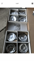 Diamond Brand SBC Turbo Pistons (Brand New)