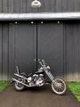 1949 Harley Davidson Panhead Chopper