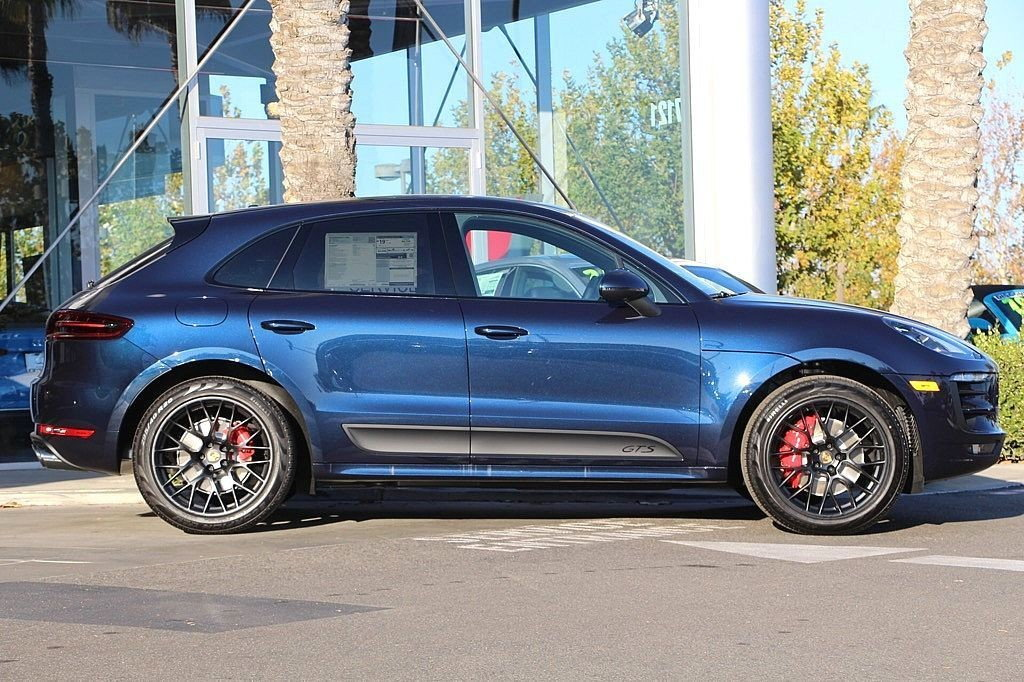Night Blue Metallic Macan Gts Rennlist Porsche