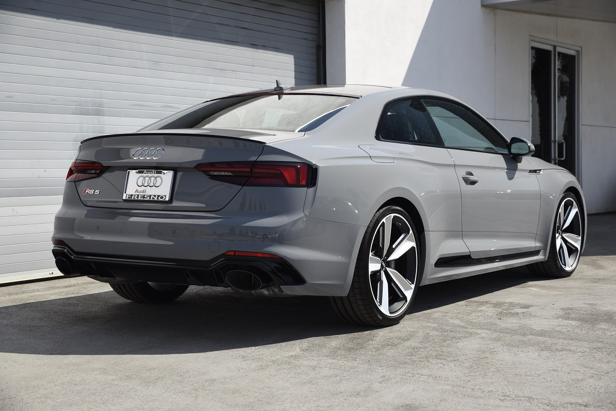 Used Cars Fresno Ca >> Audi RS5 Nardo Grey available at Audi Fresno - Rennlist - Porsche Discussion Forums
