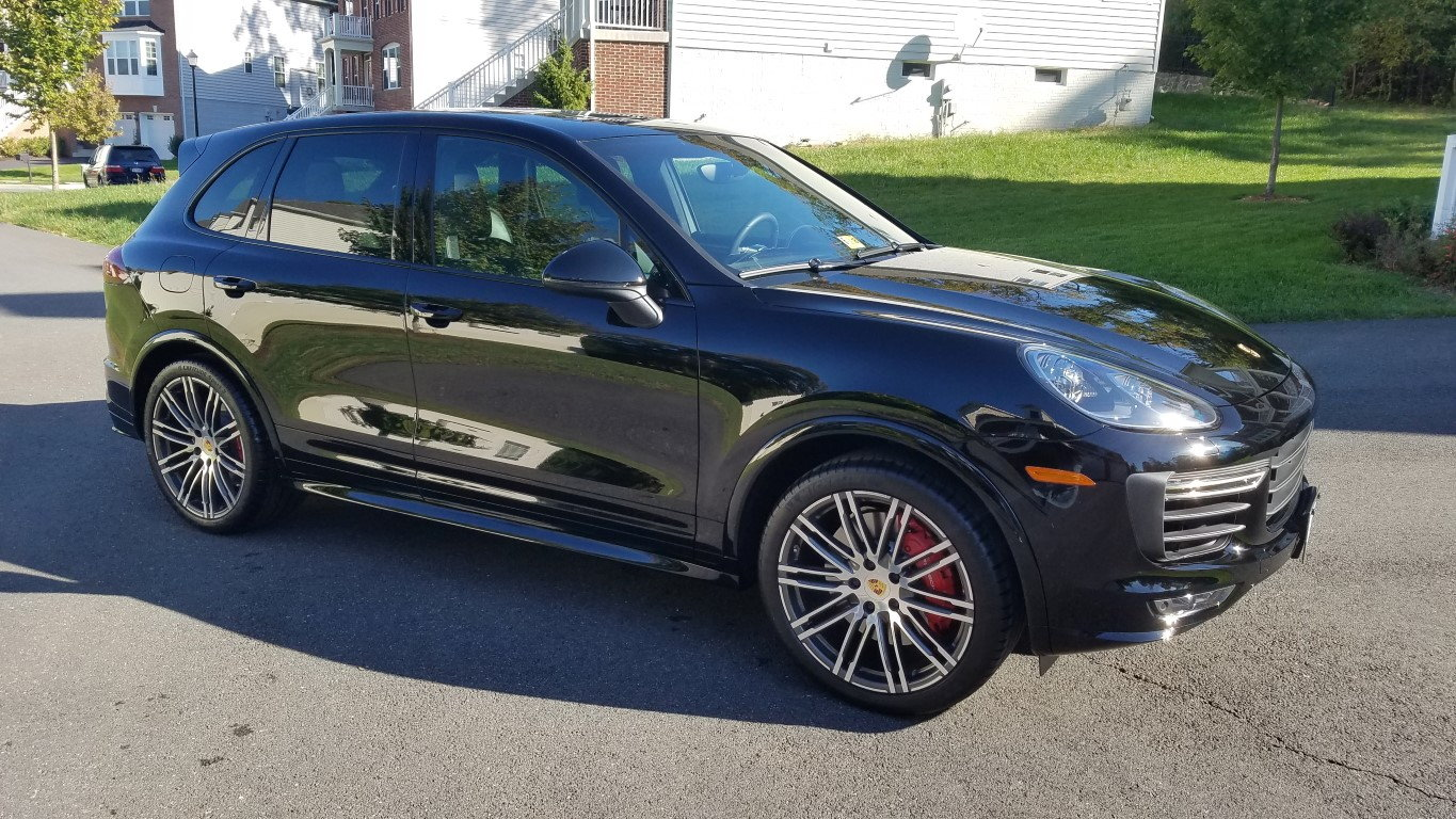 2017 porsche cayenne gts for sale rennlist porsche discussion forums. Black Bedroom Furniture Sets. Home Design Ideas
