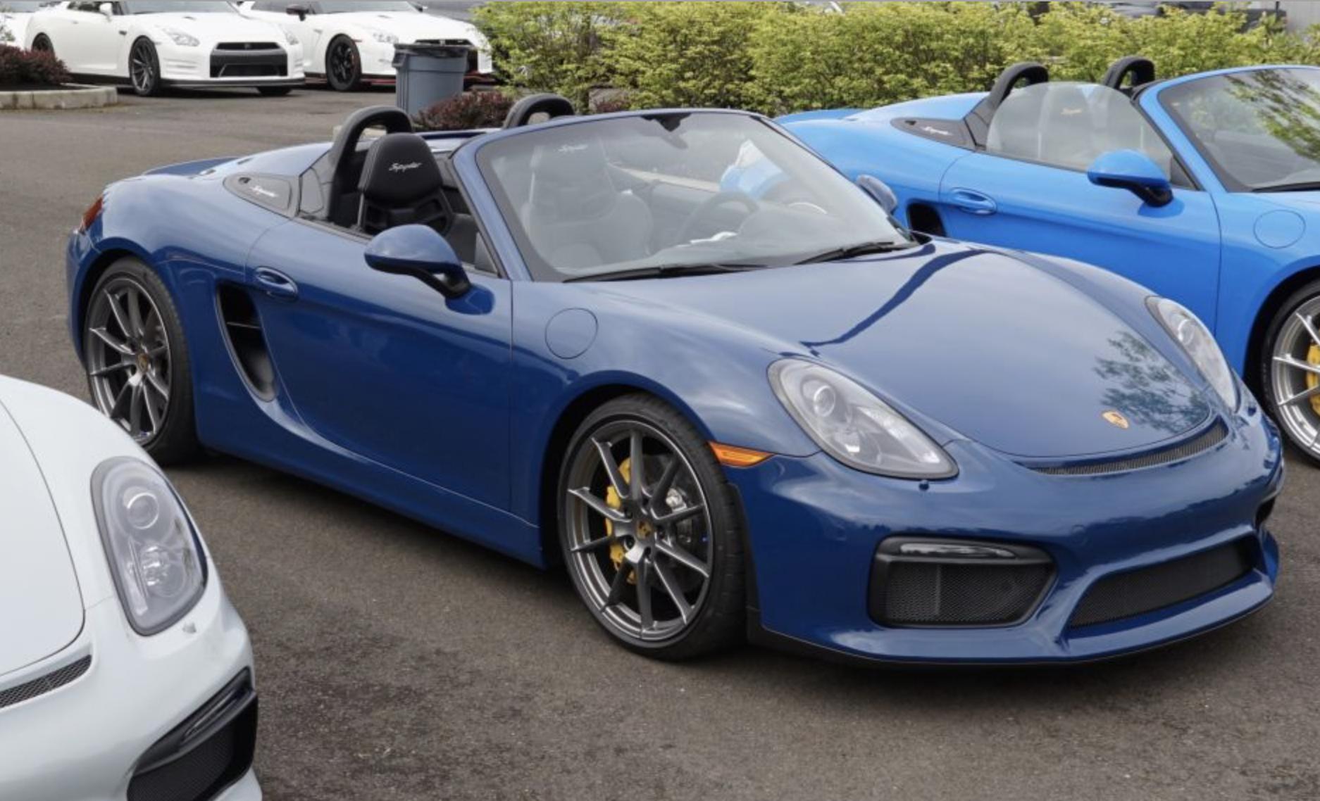 Pts Spyder Build Status Page 43 Rennlist Porsche
