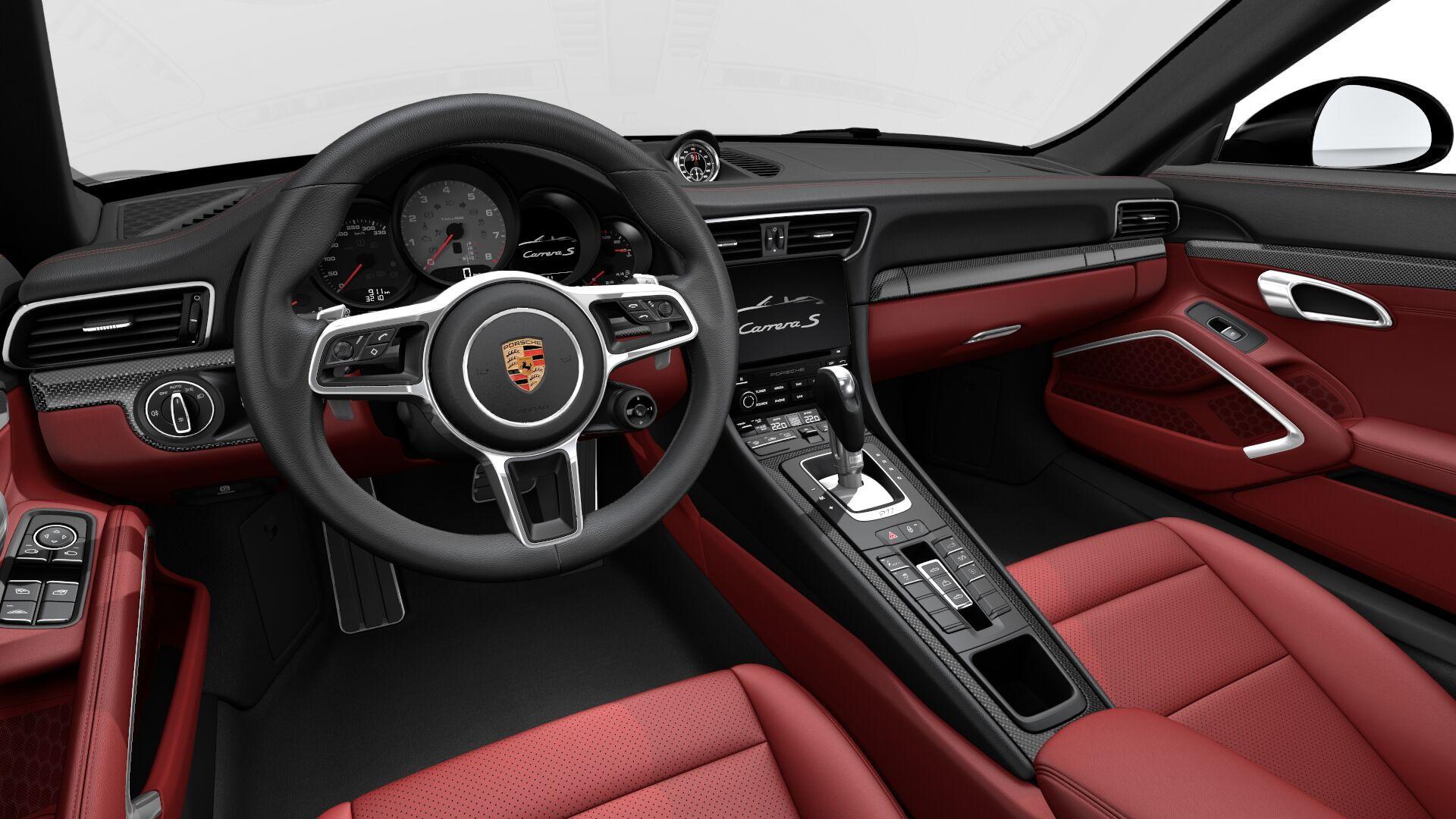 Gt Sport Steering Wheel On 991 2 Rennlist Porsche
