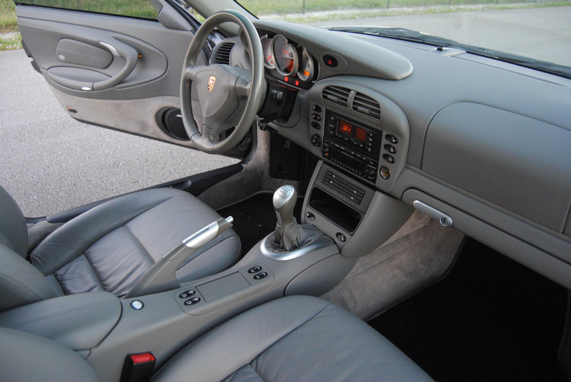 2003 Porsche 996 Turbo Slate Gray Rennlist Porsche